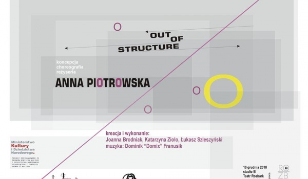 Going. | OUT of Structure - Teatr ROZBARK