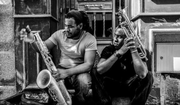 "Going. | Florian Arbenz /Vistel Brothers ""Convergence"" - 12on14 Jazz Club"