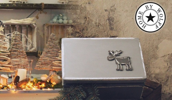 Going.   Warsztaty świąteczne z HOME by WOLFF - Cafe Niebko