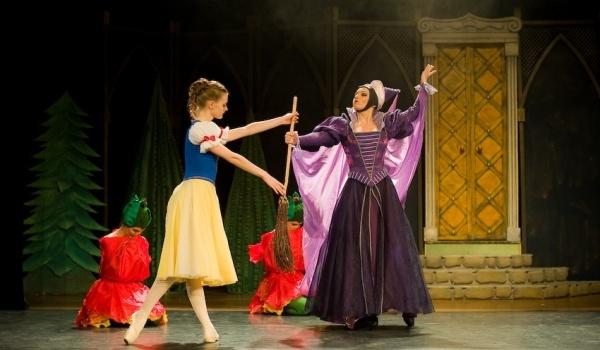 Going. | Królewna Śnieżka - Teatr Muzyczny