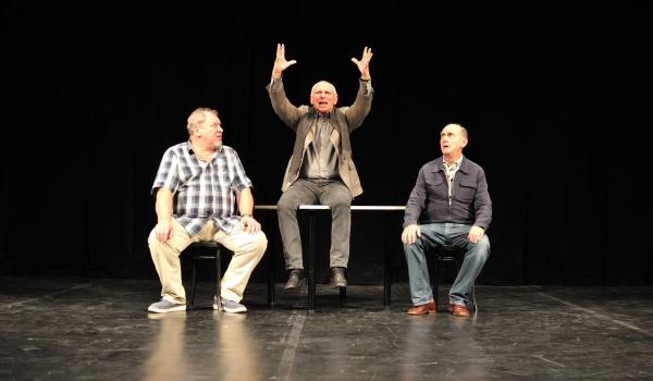 Going. | Scenariusz dla trzech aktorów - Teatr Polski w Bydgoszczy