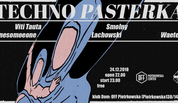 Going. | Techno Pasterka - DOM Łódź