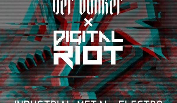 Going.   Der Bunker X Digital Riot - Klub Spirala