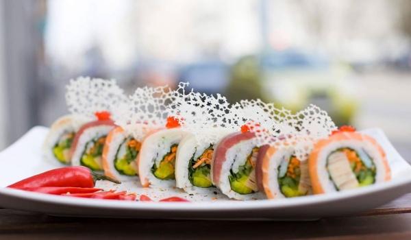 Going. | Warsztaty sushi dla początkujących - Michał Przybysz - Ashanti - Szkoła Kulinarna