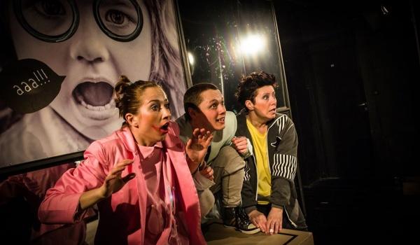 Going. | Echy i Achy, Chlipy i Chachy - dla dzieci w wieku 3-5 lat - Teatr Pinokio w Łodzi