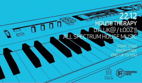 Going. | House Therapy x DJ Luk@ - Spaleni Słońcem