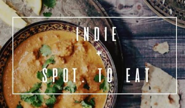 Going. | Warsztaty kulinarne_kuchnia indyjska - SPOT.