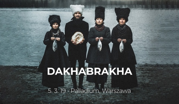 Going.   DakhaBrakha - Palladium