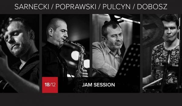 Going. | Jam Session: Sarnecki/Poprawski/Pulcyn/Dobosz - 12on14 Jazz Club