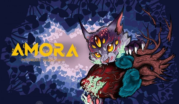 Going. | Amora 4 - Psychedelic Trance Party - Protokultura - Klub Sztuki Alternatywnej