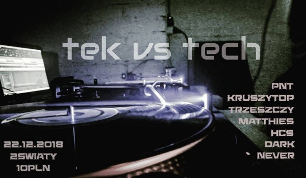 Going. | Tekno Party: tech vs tek - Dwa Światy