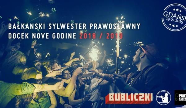 Going. | Bałkański Sylwester Prawosławny 2019 x Bubliczki [ZMIANA DATY] - Protokultura - Klub Sztuki Alternatywnej