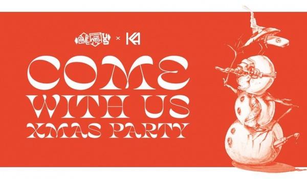 Going.   Come With Us Festival X-Mass - Kolumba 4 - Szczeciński Loft Kultury