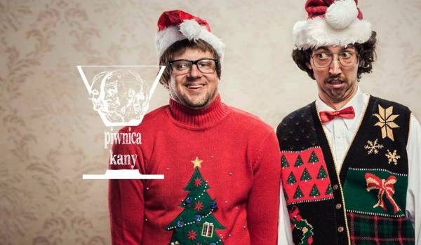 Going.   Ugly Sweater Night w Piwnicy - Piwnica Kany
