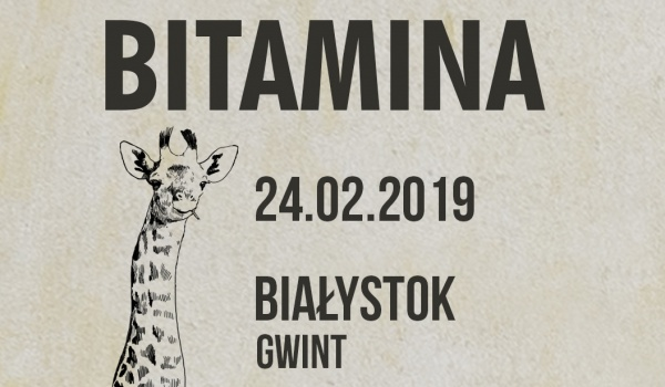 Going. | Bitamina @ Białystok Gwint - Klub Gwint