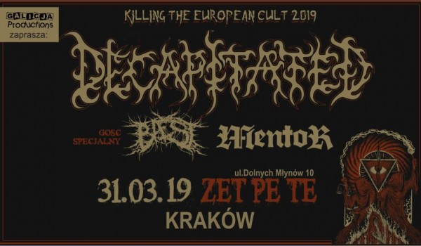 Going. | Decapitated | Baest | Mentor - Zet Pe Te