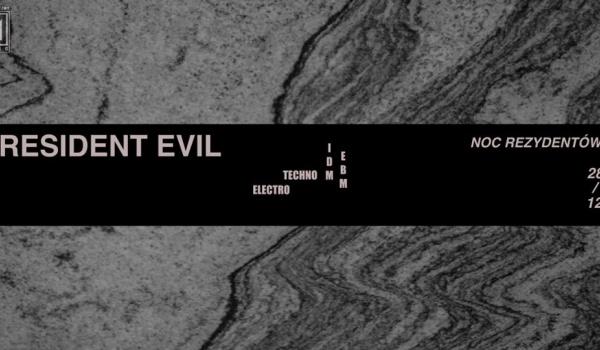 Going. | Resident Evil - Klub Metro