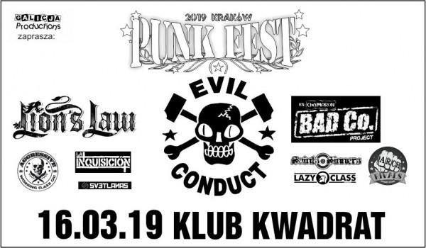 Going. | PUNK FEST 2019 | Kraków - Klub Kwadrat