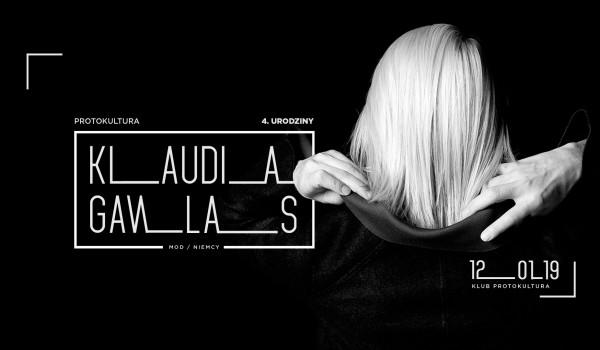 Going. | Protokultura IV urodziny I Klaudia Gawlas I 12.01.2019 - Protokultura - Klub Sztuki Alternatywnej