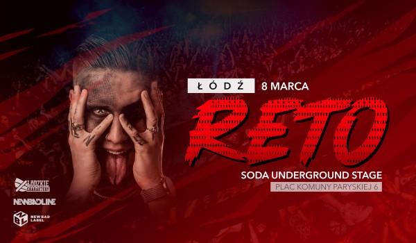 Going. | RETO W ŁODZI - SODA Underground Stage