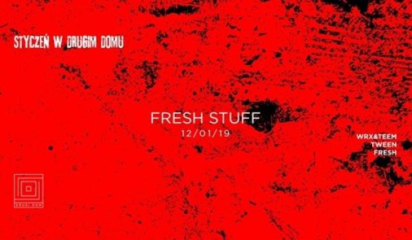 Going. | Fresh Stuff // Wrx&Teem / Tween / Fresh #5 - DOM