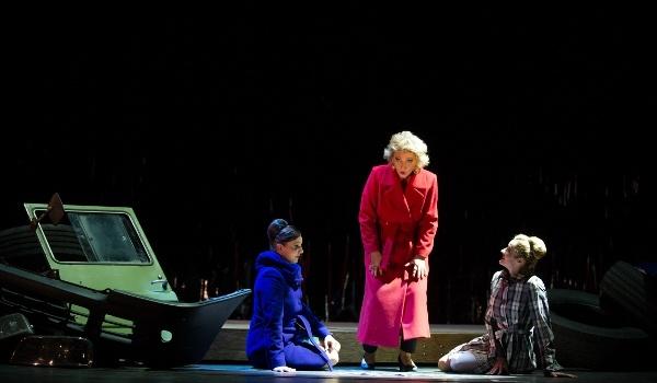 Going. | Carmen - Teatr Wielki im. Stanisława Moniuszki