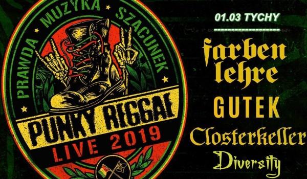 Going. | Punky Reggae live 2019 - Tychy / Underground - Underground Pub