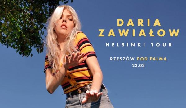 Going. | Daria Zawiałow - Pod Palmą