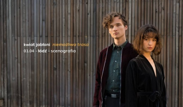 Going. | Kwiat Jabłoni - Scenografia