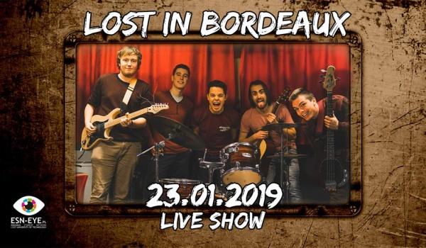 Going. | ESN-EYE presents: Lost in Bordeaux! - Scenografia