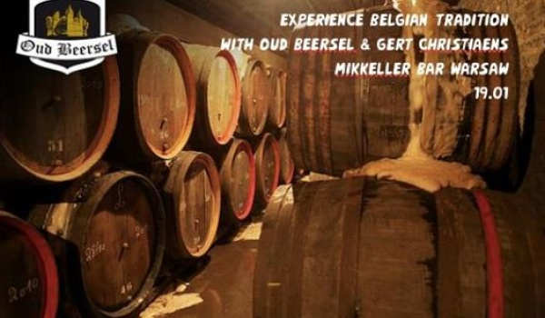 Going. | Experience Belgian tradition with Oud Beersel & Gert Christiaens - Mikkeller