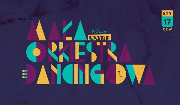 Going.   Mała Orkiestra Dancingowa - Potańcówka u Holoubka - Klub SPATiF