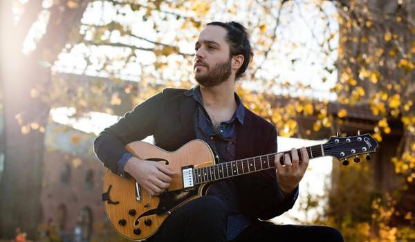 Going. | Yotam Silberstein Quartet - premiera albumu - 12on14 Jazz Club