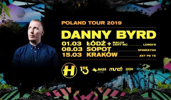 Going. | Danny Byrd | Kraków - Zet Pe Te