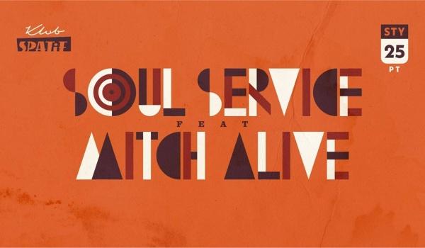 Going. | Soul Service feat Mitch Alive - Klub SPATiF