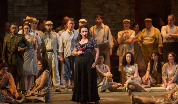 Going. | The MET: Georges Bizet / Carmen - Teatr Stary w Lublinie Profil Oficjalny