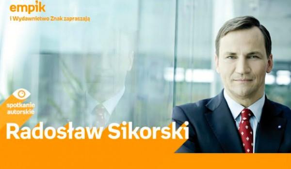 Going. | Radosław Sikorski w Empiku w Silesii - Empik Silesia Megastore