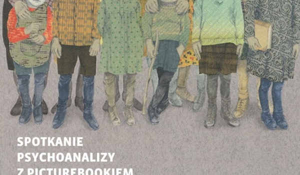 "Going. | Spotkanie z picturebookiem - ""Pamiętnik Blumki"" - Centrum Literatury CSW"