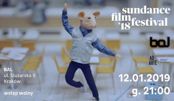 Going. | Sundance Film Festival / krótki metraż / short films - Bal