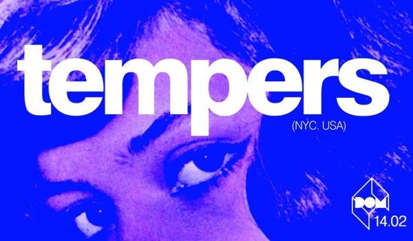 Going. | Tempers (NYC.USA) - DOM Łódź