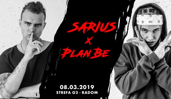 Going. | Sarius x Plan Be - Radom - Klub Strefa G2