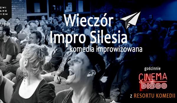 Going. | Wieczór Impro Silesia III + Cinema Disco [Resort Komedii] - Drzwi Zwane Koniem