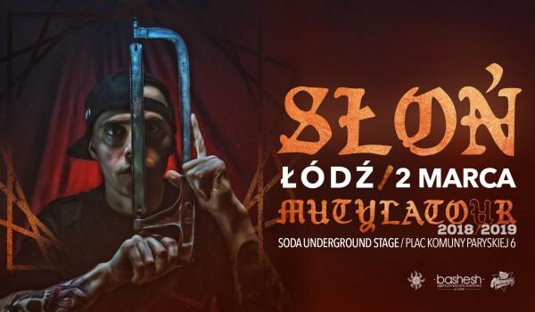 Going. | SŁÓŃ W ŁODZI ! - SODA Underground Stage