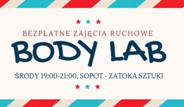 Going. | Body Lab - bezpłatne zajęcia ruchowe - Zatoka Sztuki