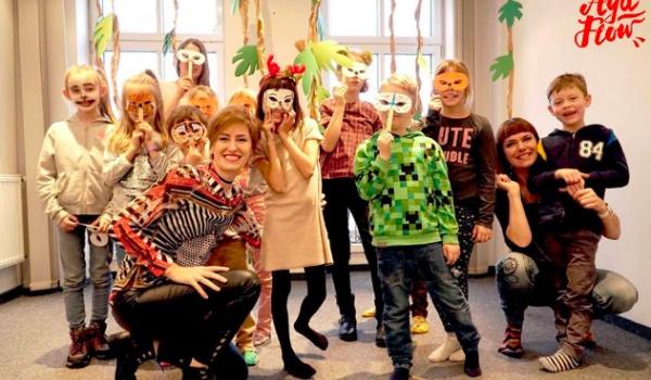 Going. | Zabawa + nauka! Warsztaty języka angielskiego dla dzieci 6-8 lat - AYA FLOW Language Center