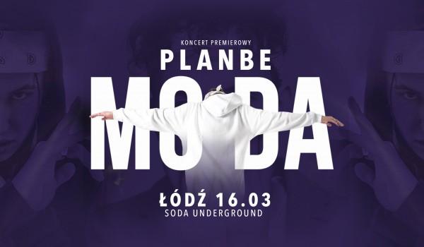 Going. | PlanBe w Łodzi | Koncert premierowy - SODA Underground Stage