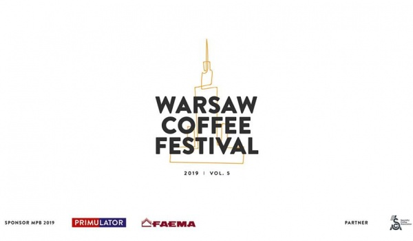 Going.   Warszawski Festiwal Kawy - Pałac Kultury i Nauki