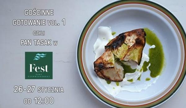 Going. | Gościnne Gotowanie vol.1 // Pan Tasak x Fest - Fest Port Czerniakowski