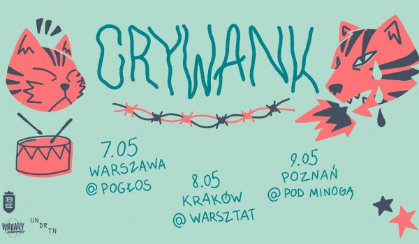 Going. | Crywank - Pogłos