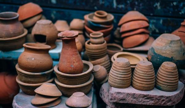 Going. | Ceramika poranna - Pracownia ceramiczna Gliniana Kula